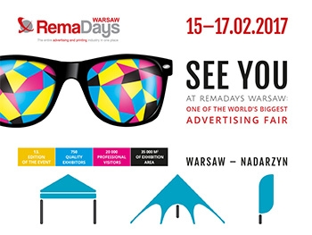 Come and visit us at RemaDays 2017!