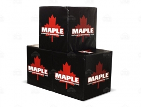 Advertising Cubes Maple