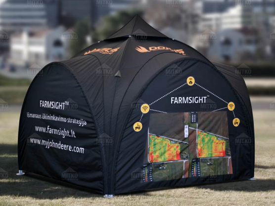 Dome tent Farmsight