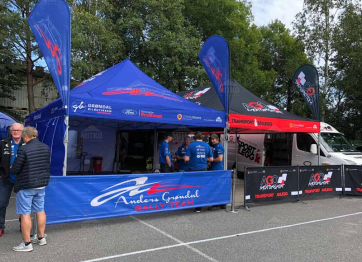 tents-for-anders-grondal-rally-team-and-ago-motorsport-team