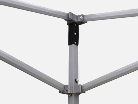 Corner of the Mitkotent Classic frame